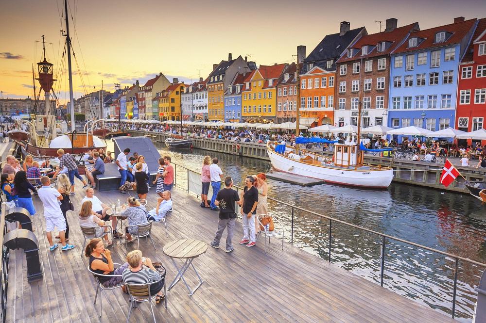 Gyvenimas Danijoje