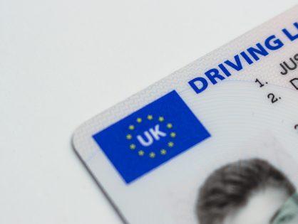 Vairuotojo pažymėjimo keitimas